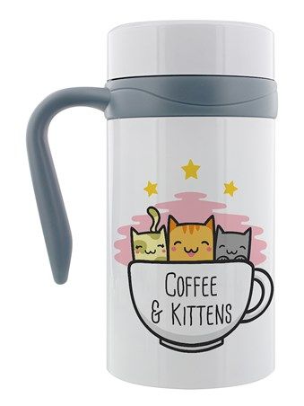 Mug Full Of Moggies - Coffee & Kittens