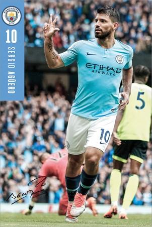 Aguero 18-19 - Manchester City
