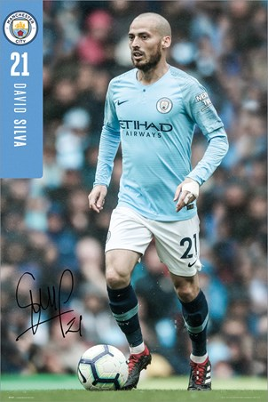 Silva 18-19, Manchester City