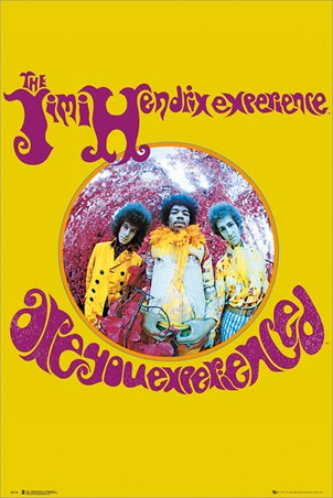 Are You Experienced, Jimi Hendrix Experience