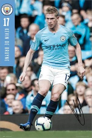De Bruyne 18-19 - Manchester City