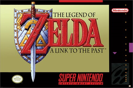 A Link To The Past - The Legend Of Zelda