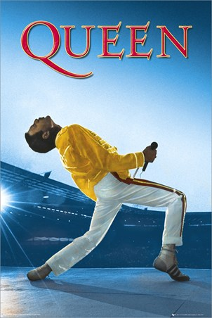 Wembley, Queen