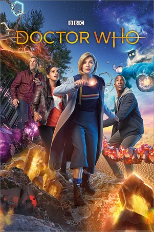 Doctor Who - Galactic Chaos