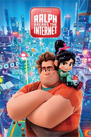 Ralph Breaks the Internet - Wreck-It Ralph