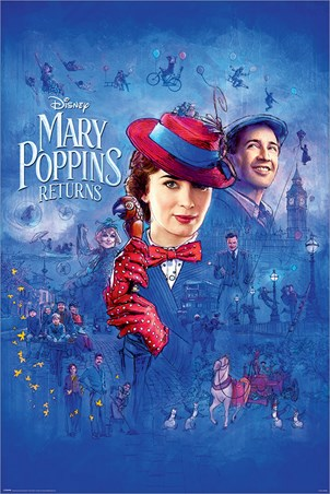 Spit Spot - Mary Poppins Returns