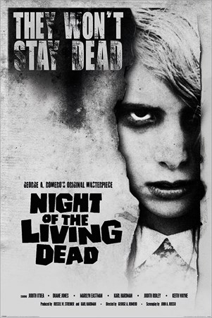 Living Dead Girl - Night of the Living Dead