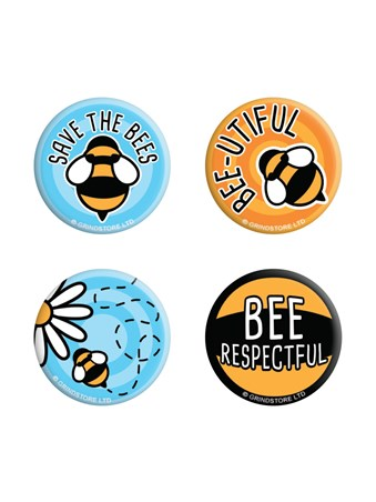 Save The Bees - Bee-utiful