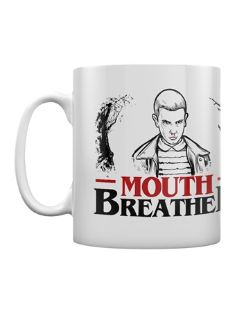 Mouth Breather - Stranger Things