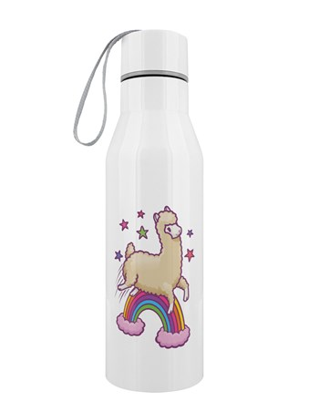 Fun Llama - Happy In Space