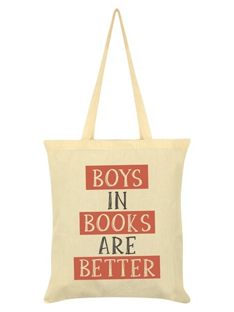 Novel Love - Boys In Books Are Better