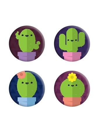 Cute Cacti - Plant Pals