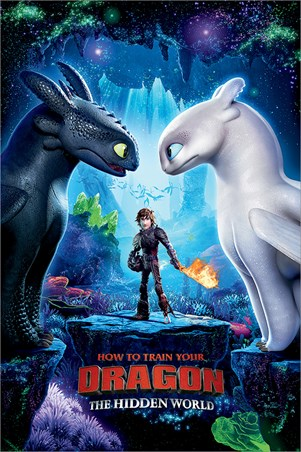 The Hidden World - How To Train Your Dragon