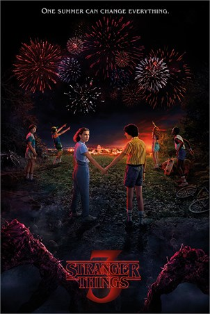 One Summer - Stranger Things 3
