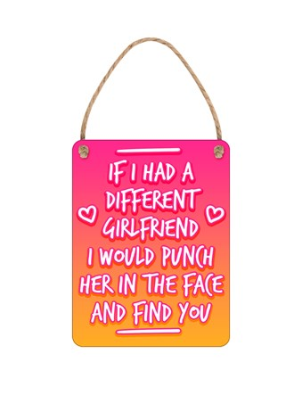 Love Is In The Air - If I Had A Different Girlfriend