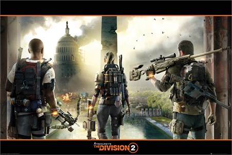 A City In Ruins - The Division 2