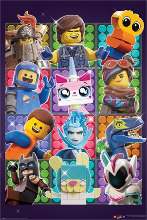 Some Assembly Required - The Lego Movie 2