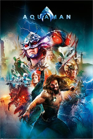 Battle For Atlantis - Aquaman