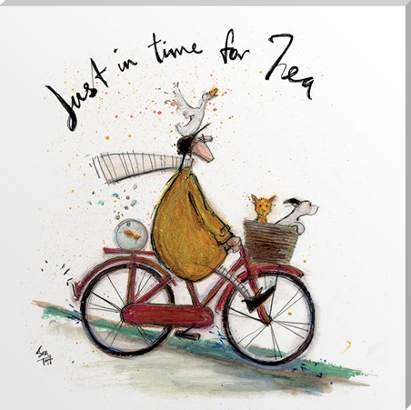 Just in Time for Tea - Sam Toft