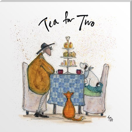 Tea for Two - Colour - Sam Toft