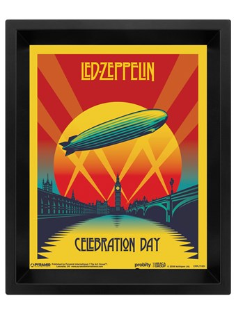 Celebration Day Lenticular, Led Zeppelin