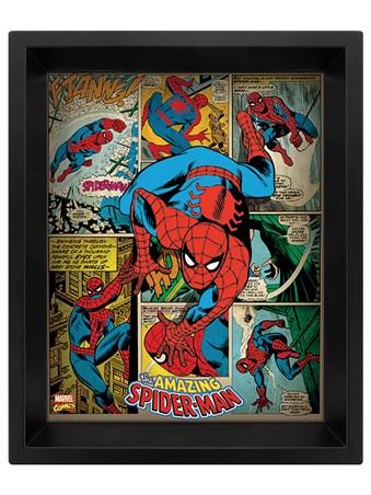 Retro Spider-Man - Marvel