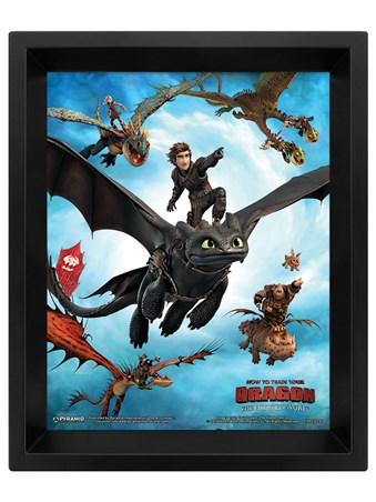 Sky High - How To Train Your Dragon