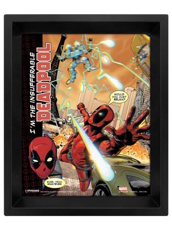 Attack! - Deadpool Lenticular