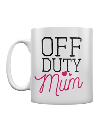Off Duty Mum - Mother's Day
