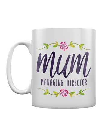 Managing Director Mum - Mother's Day