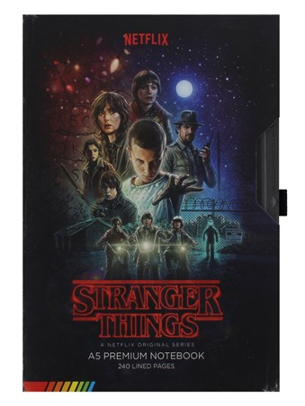 Retro VHS - Stranger Things