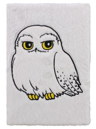 Fluffy Hedwig - Harry Potter
