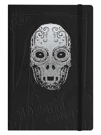 Harry Potter Death Eater Premium A5 Notebook -
