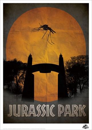 The Grand Gates - Jurassic Park