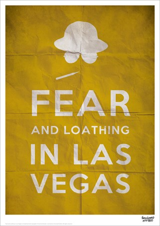 Fear And Loathing In Las Vegas - Text