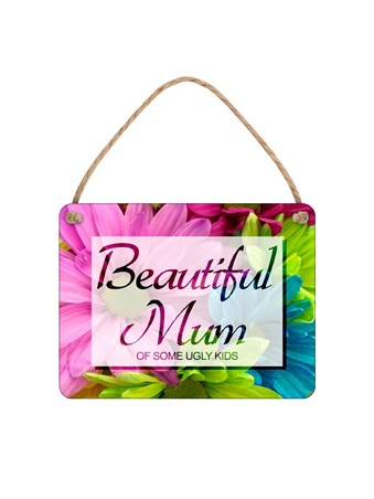 Beautiful Mum (Of Ugly Kids) - A Child's Love