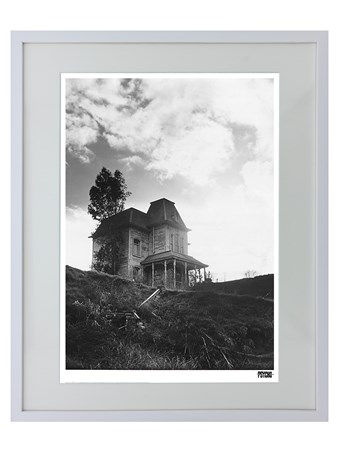 House On The Hill - Alfred Hitchcock Psycho