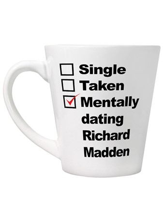 Mentally Dating Richard Madden - Relationship Status