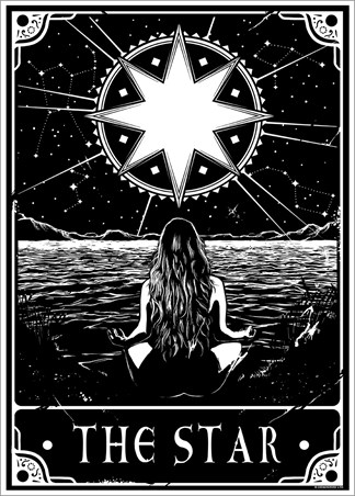 The Star - Deadly Tarot