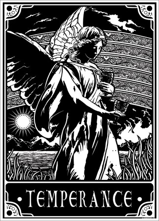Temperance - Deadly Tarot