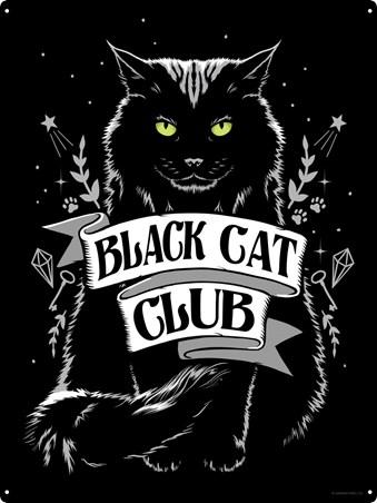 A Witches Best Friend! - Black Cat Club