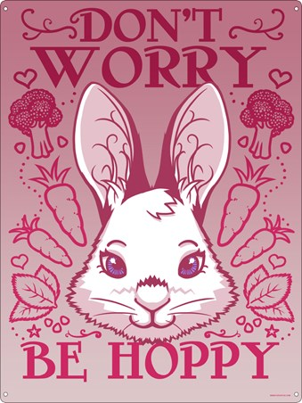 Don't Worry Be Hoppy - Grin From Ear To Ear