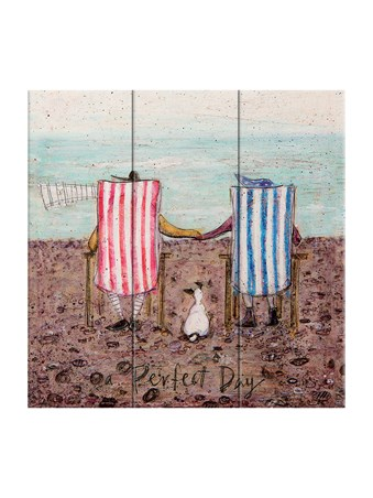 A Perfect Day - Sam Toft
