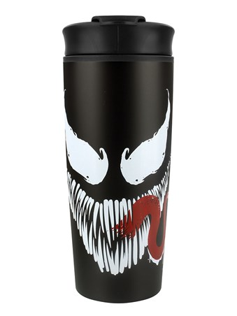 Venom Face - Marvel