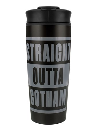 Straight Outta Gotham - Batman
