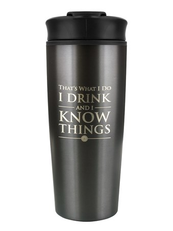 I Drink And I Know Things - Game Of Thrones