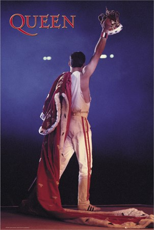 Freddie Mercury Crown, Queen