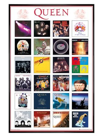 Album Covers - Queen