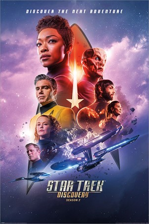 Discovery Next Adventure - Star Trek