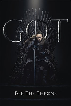Jon For The Throne - Game Of Thrones